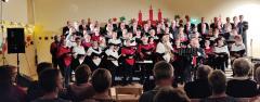 Julkonsert med Norakören 15.12.2019